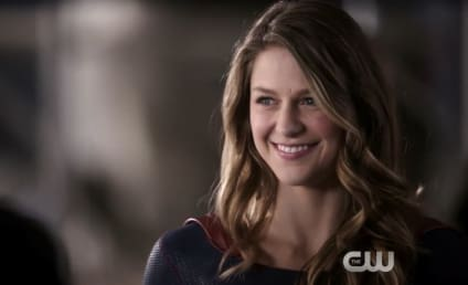 Supergirl: Heroes vs. Aliens! First Promo for HUGE DC Crossover!