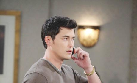 Paul Plans to Leave Salem - Days of Our Lives