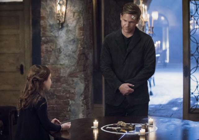 Welcome, Alaric - The Originals