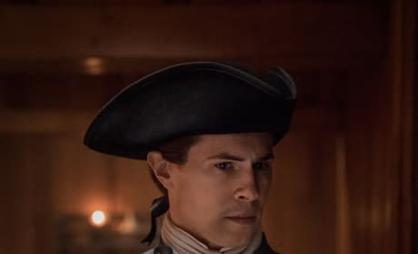 Dashing Lord John Grey - Outlander Season 4 Episode 12