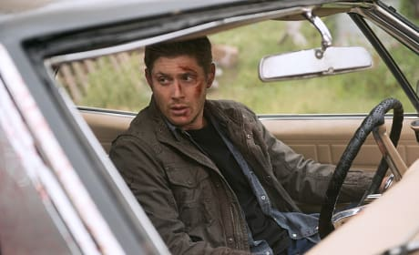 Bloody Dean - Supernatural Season 11 Episode 4
