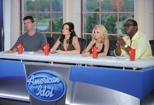 Kristin Chenoweth on American Idol