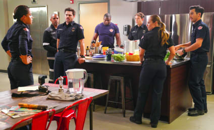 Station 19 Season 3 Episode 13 Review: Dream a Little Dream of Me