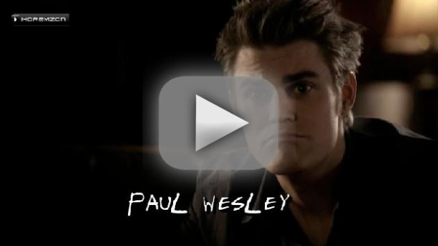 The Vampire Diaries Opening Credits, Friends Style!