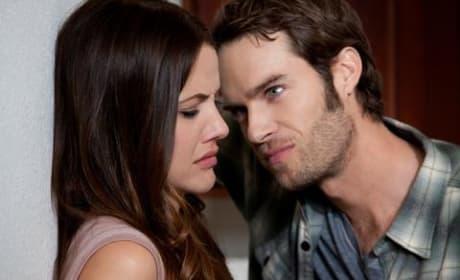 Tommy Threatens Rebecca