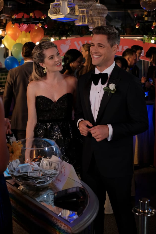 Sutton and Richard at Prom - The Bold Type Season 3 Episode 2