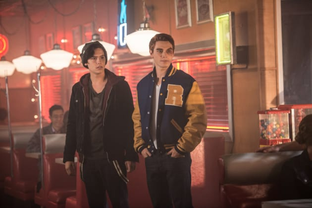 Stumbling Onto a Secret - Riverdale