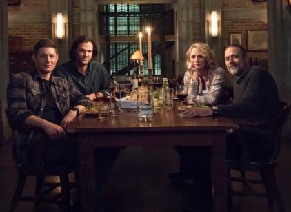 Watch Supernatural Season 14 Episode 13 Online