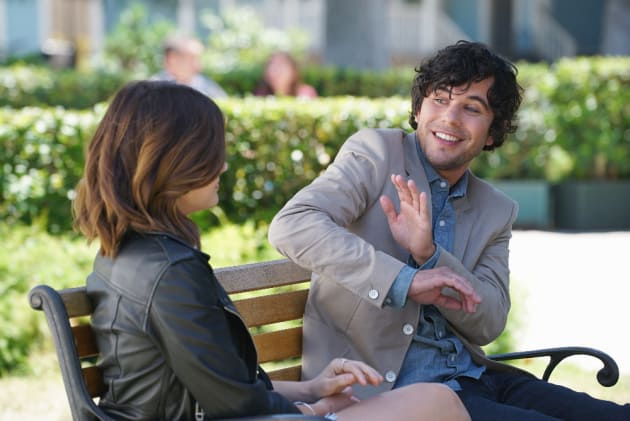 Friends Again? - Pretty Little Liars Season 7 Episode 11