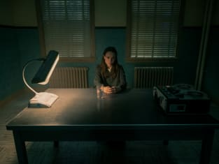 Vanya Interrogated - The Umbrella Academy
