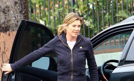 Behind the Scenes with Ellen