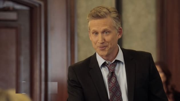 Damien Returns - Franklin & Bash