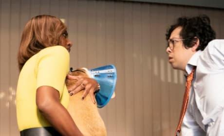 Confronting the Dogsitter - Madam Secretary Season 5 Episode 12
