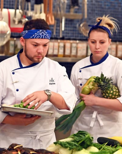 Tropical Fruits - tall - Hell's Kitchen Season 20 Episode 6