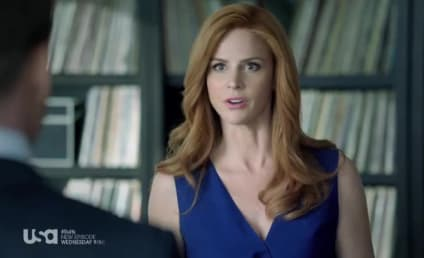 Suits Season Episode Teaser: Harvey Panics!