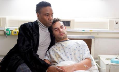 A Holiday Hospital Visit - Pose Season 1 Episode 3
