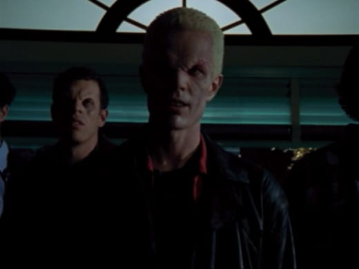 Early Bird Gets The Worm - Buffy the Vampire Slayer Season 2 Episode 3