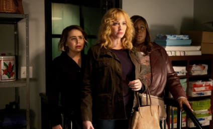 NBC Announces Fate of Good Girls