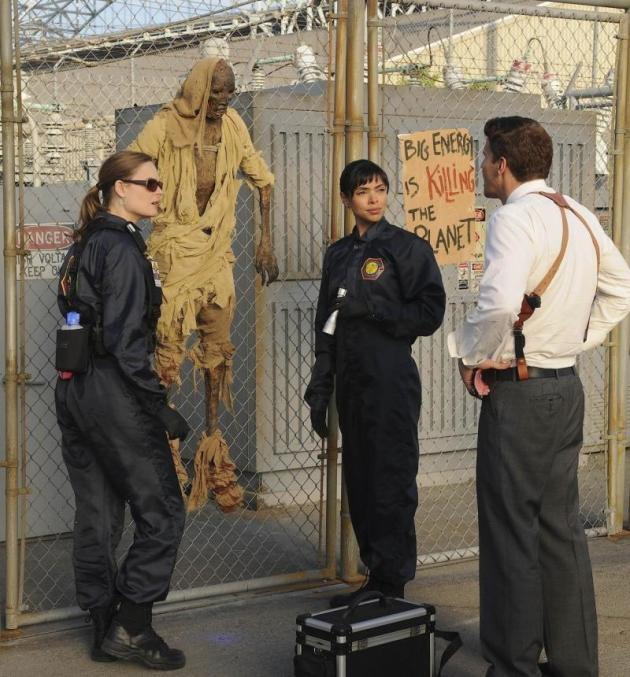 A Night at the Bones Museum Pic