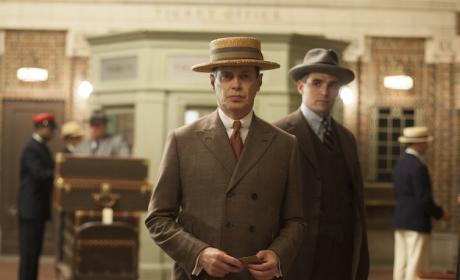 Boardwalk Empire Season Finale Scene