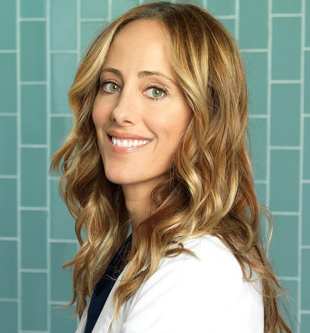 Kim Raver GreyS Anatomy
