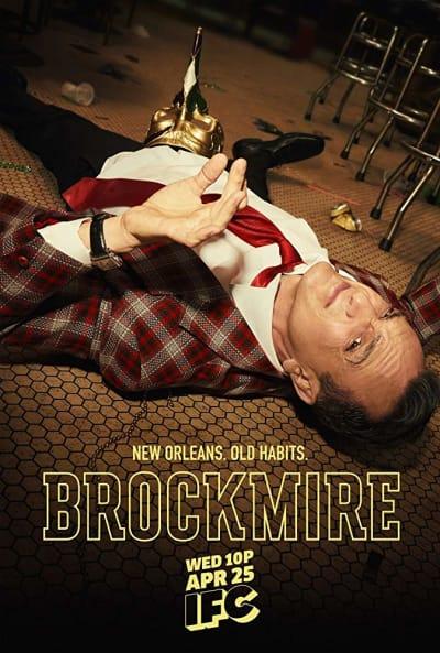 Brockmire Poster