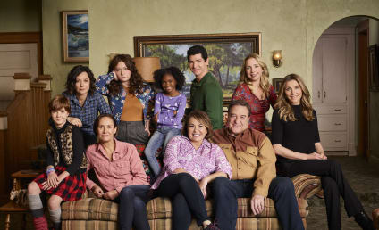Roseanne Season 10 Photos: So. Many. Changes.