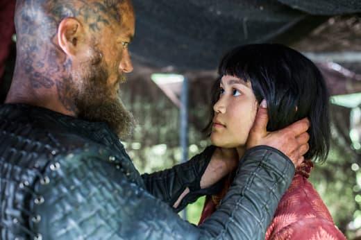 Ragnar and Yidu's Goodbye - Vikings