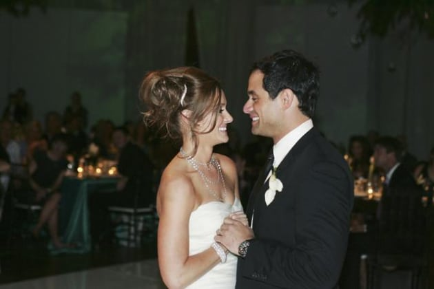 Jason Mesnick and Molly Malaney Wedding
