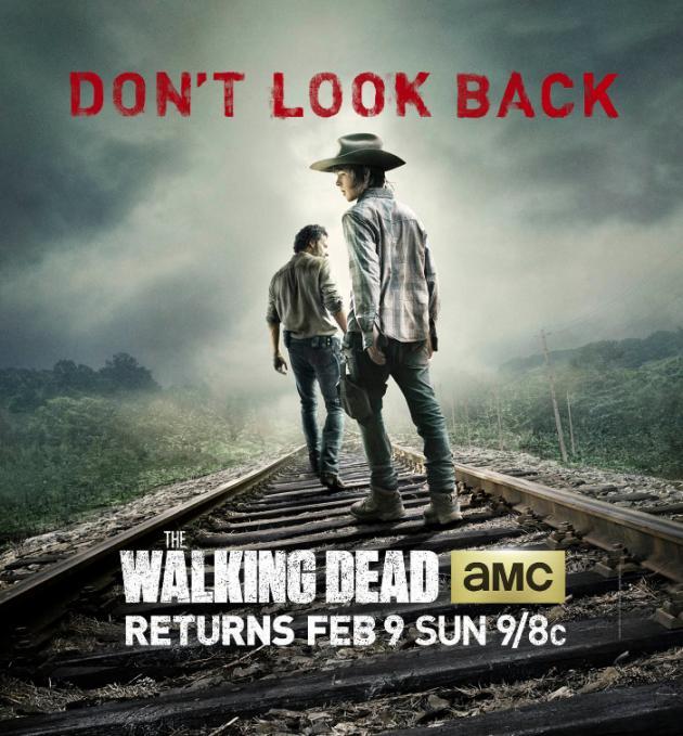 Walking Dead Return Poster