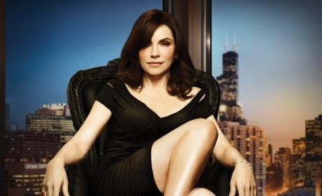 The Good Wife Goes Sexy