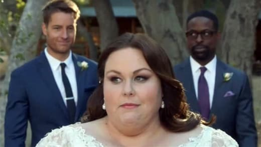 Kate Gets Married - This Is Us Season 2 Episode 18