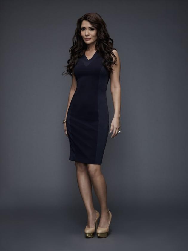 Marisol Nichols as Hermoine Lodge - Riverdale