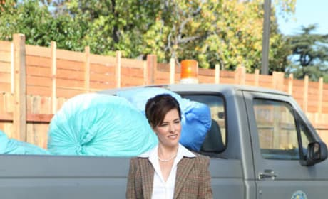 Parker Posey on Parks and Recreation