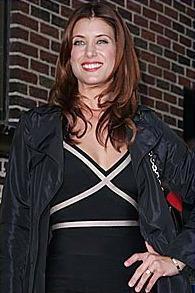 Kate on Letterman