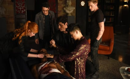 Watch Shadowhunters Online: Season 1 Episode 6