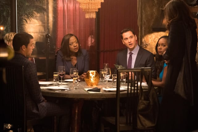 You're Late - How to Get Away with Murder Season 4 Episode 1
