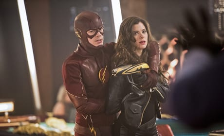 Never Fear, The Flash is Here! Season 1 Episode 16