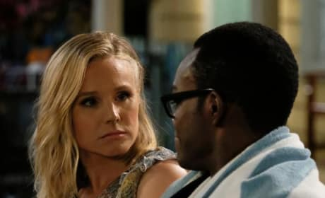 Missing  - The Good Place Season 3 Episode 8