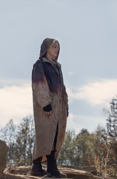 Carol's Last Fight - The Walking Dead Season 10 Episode 16