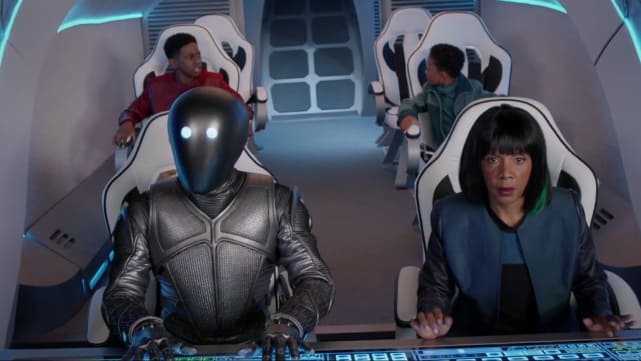 The Finns (and maybe Isaac) -- The Orville