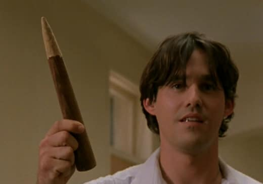 Mr. Pointy - Buffy the Vampire Slayer Season 1 Episode 1