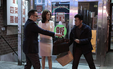 Headed to Hong Kong - Person of Interest