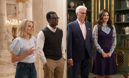 The Good Place Season 4 Episode 13 Review: Whenever You're Ready