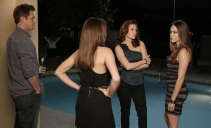 "One Tree Hill Clip, Stills from ""Family Affair"""