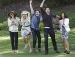 Golf Celebration!