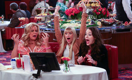 2 Broke Girls Review: Taking a Gamble