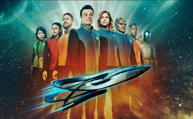 The Orville - Renewed