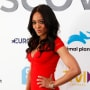 Robin Givens in Red