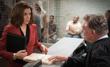 The Good Wife Season Premiere Pics: New Job, New Campaign